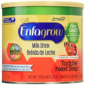 Enfagrow Natural Milk Powder