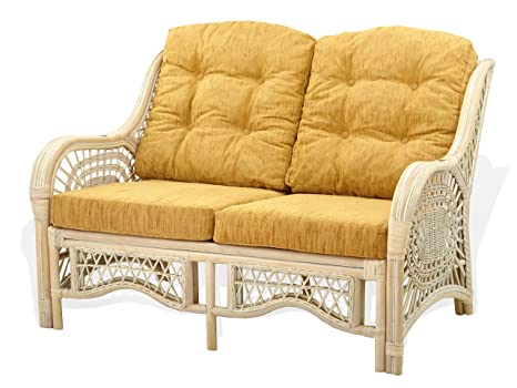Amazon.com: Lounge Malibu sofá Eco Natural diseño de hecho a ...