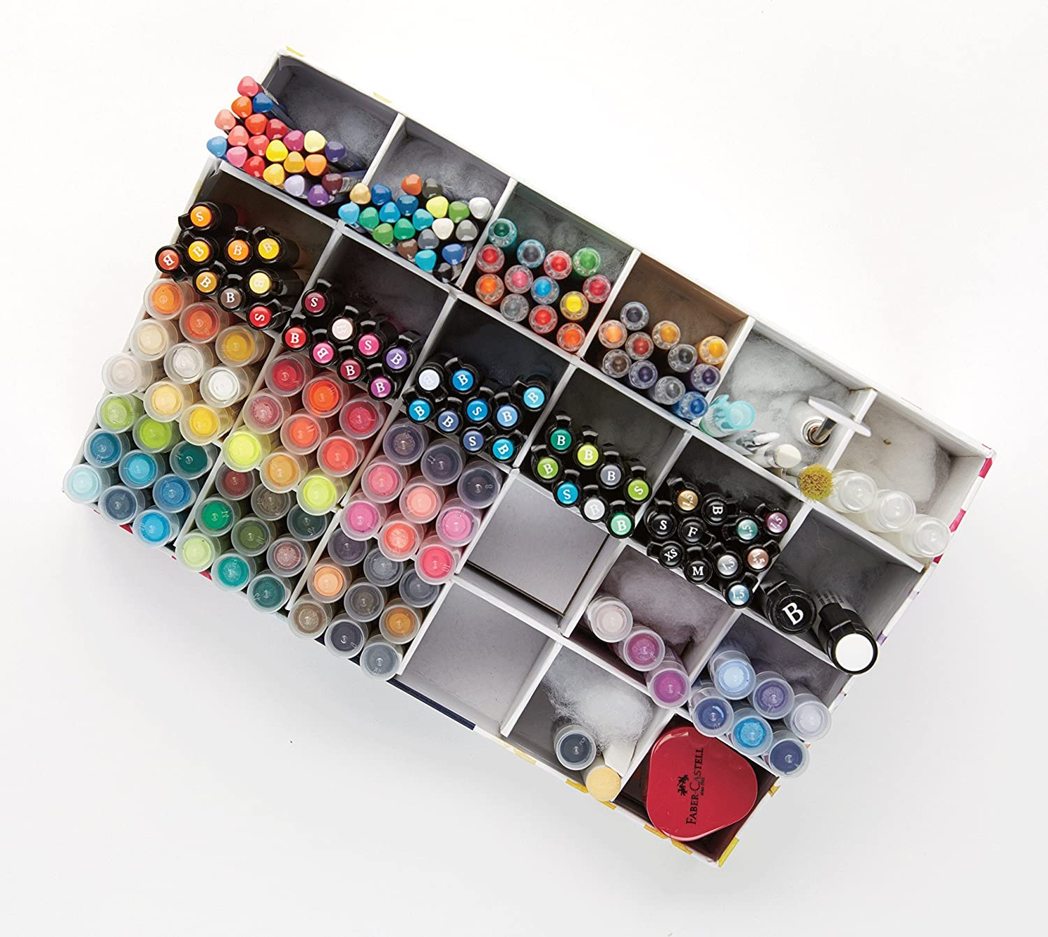 Faber Castell Art Storage Empty Studio Caddy