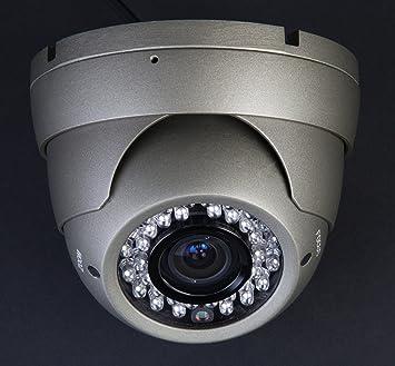 Q-See QD6002D Interior Almohadilla Gris - Cámara de vigilancia (Interior, Almohadilla,