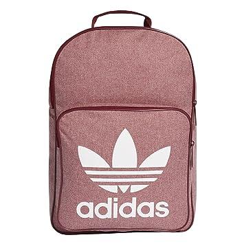 Adidas BP Class Casual Mochila Tipo Casual, 25 cm, 25 litros, Buruni/Blanco: Amazon.es: Equipaje