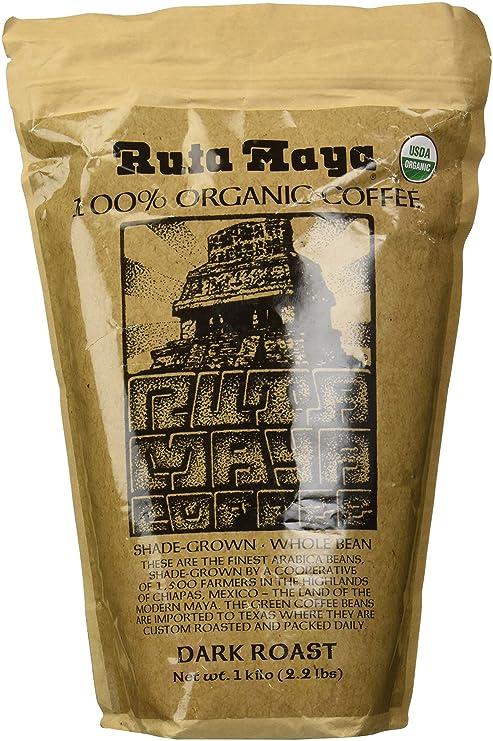 RUTA MAYA COFFEE Dark Roast