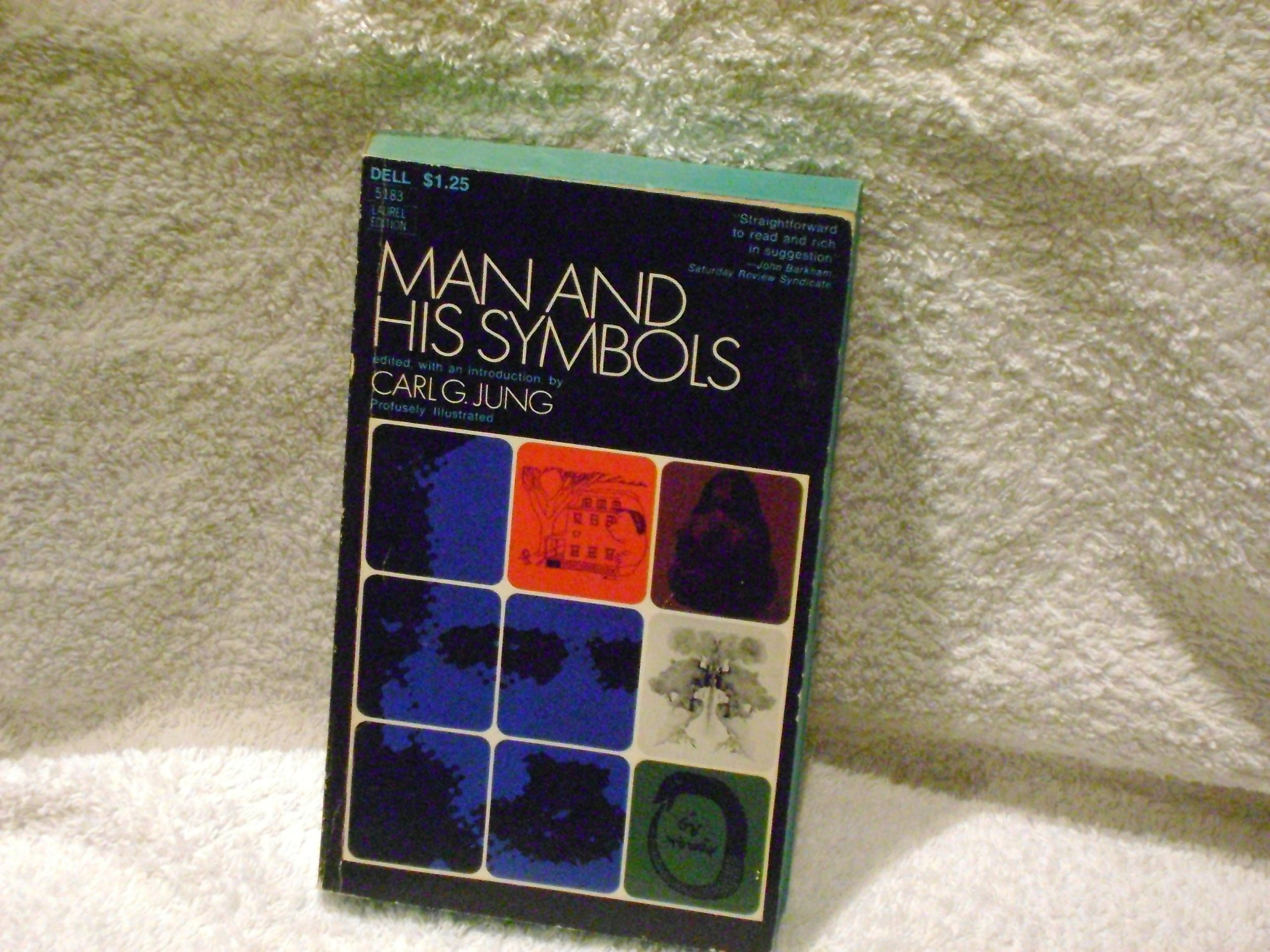 Man And His Symbols By Jung Carl Gustavauthormass Market