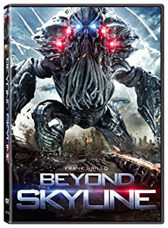 Book Cover: Beyond Skyline
