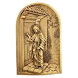 Design Toscano Christ at The Door Wall Sculpture