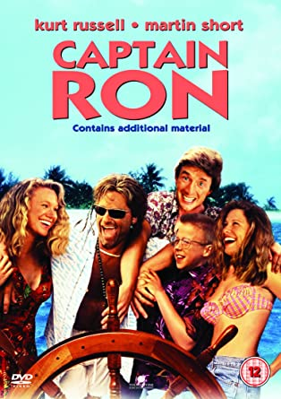 Amazon.com: Captain Ron [Region 2] [Region2] Requires a ...
