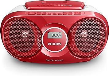 Philips Az215V Lettore Cd