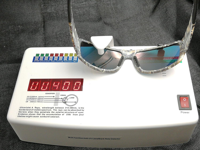 Tryway meilleure qualité de lunettes de soleil pour homme Sport Outdoor Camouflage Cadre Marron UV Lunettes polarisées Cheap classique pour homme Frames Goggle Cool Pêche Lunettes Design Polaroid Lune NNXFwTi