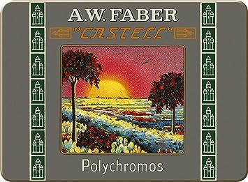 Polychromos Künstlerfarbstift kurz 12 Stk 111 Jahre Faber-Castell 1,50€//Stift