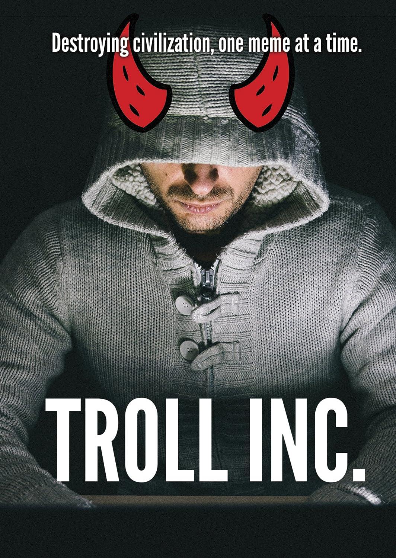 Amazon.com: Troll Inc.: Andrew Auernheimer, George Russell ...
