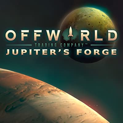 Offworld Trading Company: Jupiter's Forge Expansion [Online Game Code]