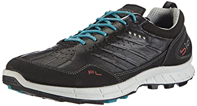 Details about New in Box Womens ECCO Biom Trail FL Trail Running Shoes BlackPagoda Blue UK 41