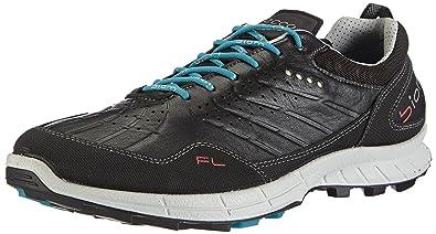 5be82a679f0 ECCO Biom Trail FL Men's Multisport Outdoor Shoes, Blue Black/Pagoda  BLUE58932, ...