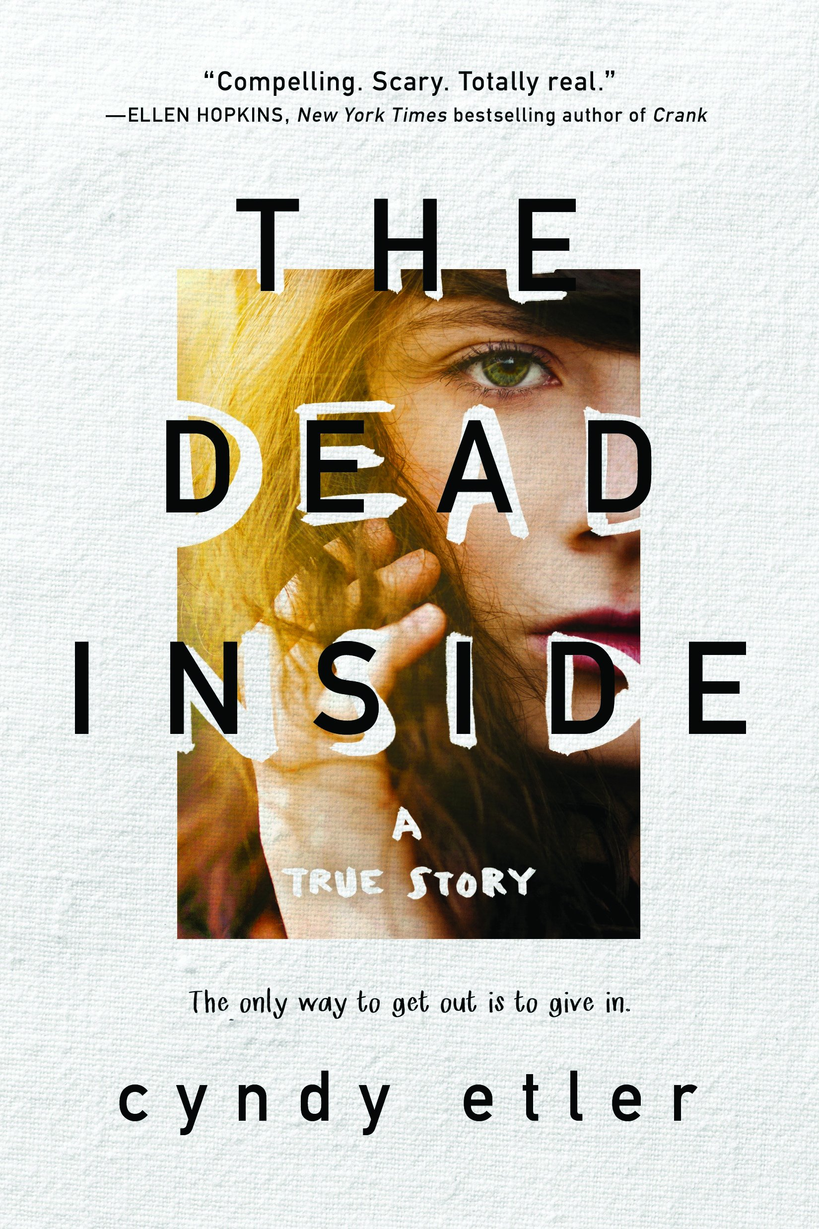 Image result for dead inside novel cyndy