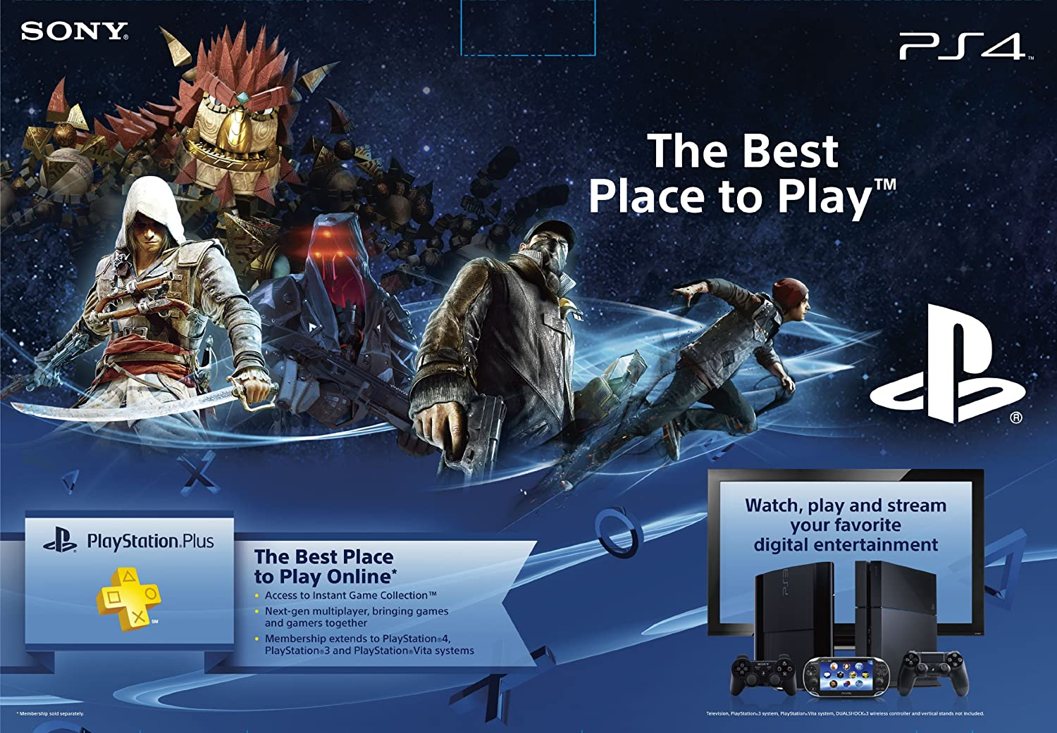 Amazon com: PlayStation 4 Knack Launch Day Bundle: Video Games