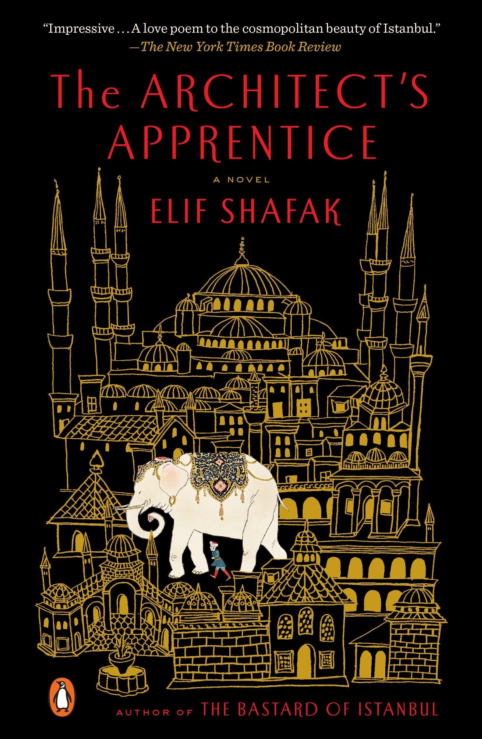 bb40aae7216 The Architect s Apprentice  A Novel (Inglês) Capa Comum – 30 mai 2016