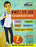 PMT/IIT: JEE Foundation for Class 7(Science/ Maths/ Mental Ability)
