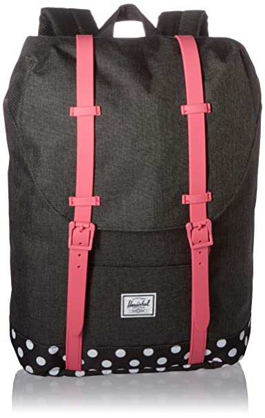 Mochila PinkAmazon esRopa Youth Blackfandango Herschel Retreat f7YgybvI6