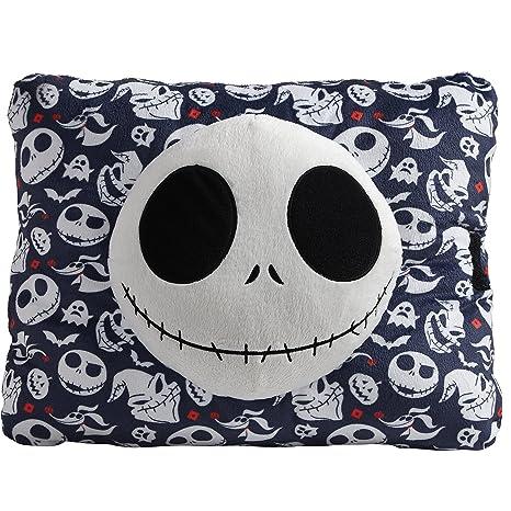 pillow pets dark blue jack skellington nightmare before christmas stuffed plush toy for sleep - Nightmare Before Christmas Furniture