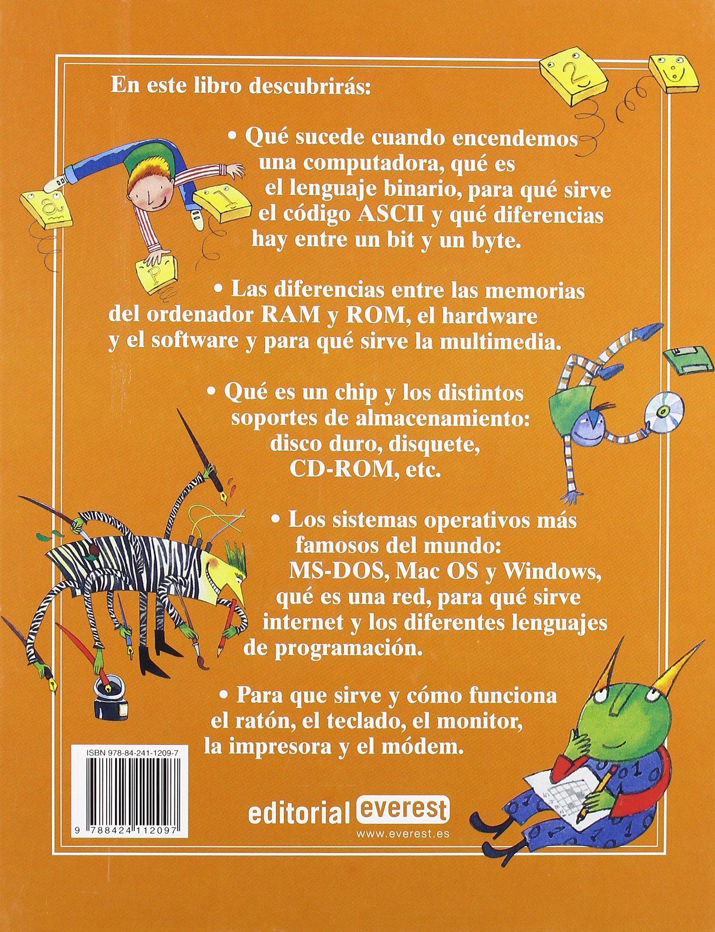 Amazon.com: Mi Primera Aventura Informatica (Spanish Edition) (9788424112097): Julio Antoanzas: Books