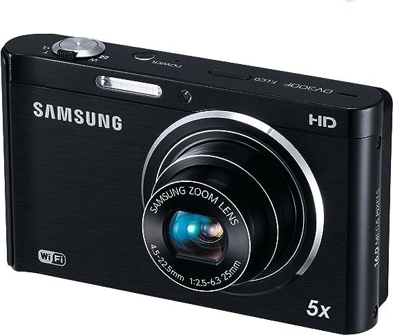 Samsung DV DV300F - Cámara Digital (16.1 MP, Compacto, 1/0.0906 mm ...