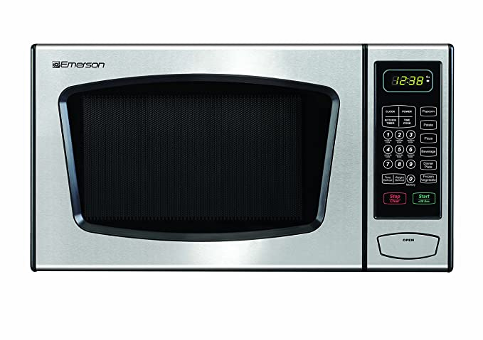 amazon com emerson 0 9 cu ft 900 watt touch control microwave rh amazon com MW8119SB Emerson Microwave Oven Emerson Microwaves at Walmart