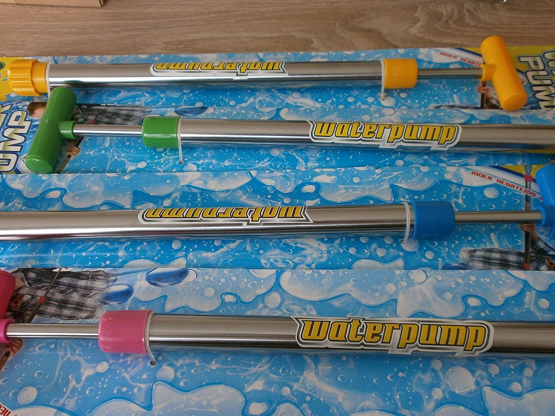 16 x Metall Poolkanone Wasserspritze 40 cm
