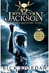 Percy Jackson and the Lightning Thief (Percy Jackson and the Olympians) Paperback
