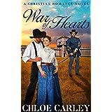 War of Hearts: A Christian Historical Romance Novel