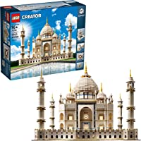 LEGO Creator Expert Taj Mahal Building Kit and Architecture Model