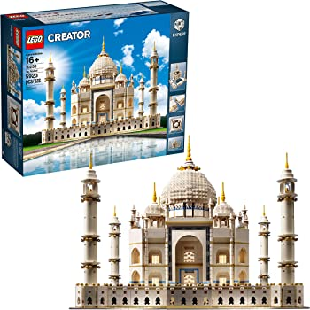 Amazon Lego 10189 Taj Mahal Model Discontinued By Manufacturer