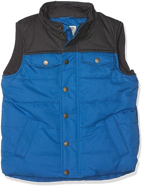 e79a1b5e8231 Fat Face Boy s Alfie Gilet  Amazon.co.uk  Clothing