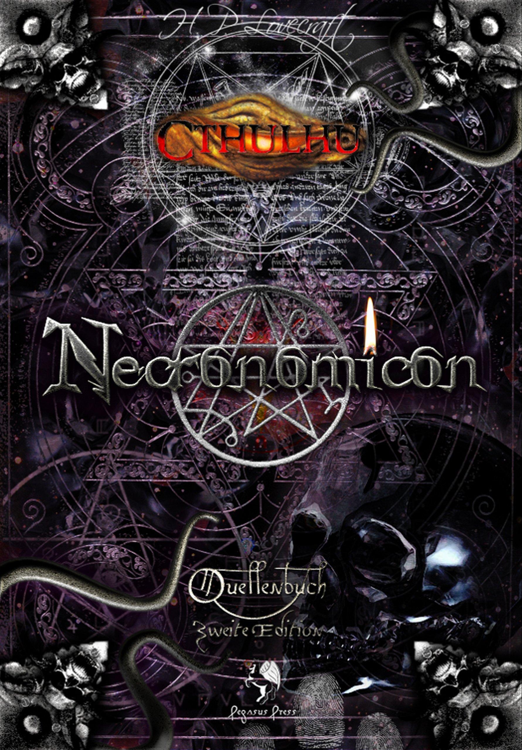 H.P. Lovecrafts Cthulhu: Necronomicon: Geheimnisse des Mythos
