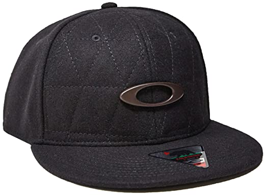 ... where can i buy oakley mens chips wool hat jet black one size 54a4c  83c04 2b50e9385aa