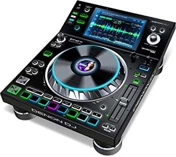 Denon DJ SC5000 Prime Professional DJ Media Player