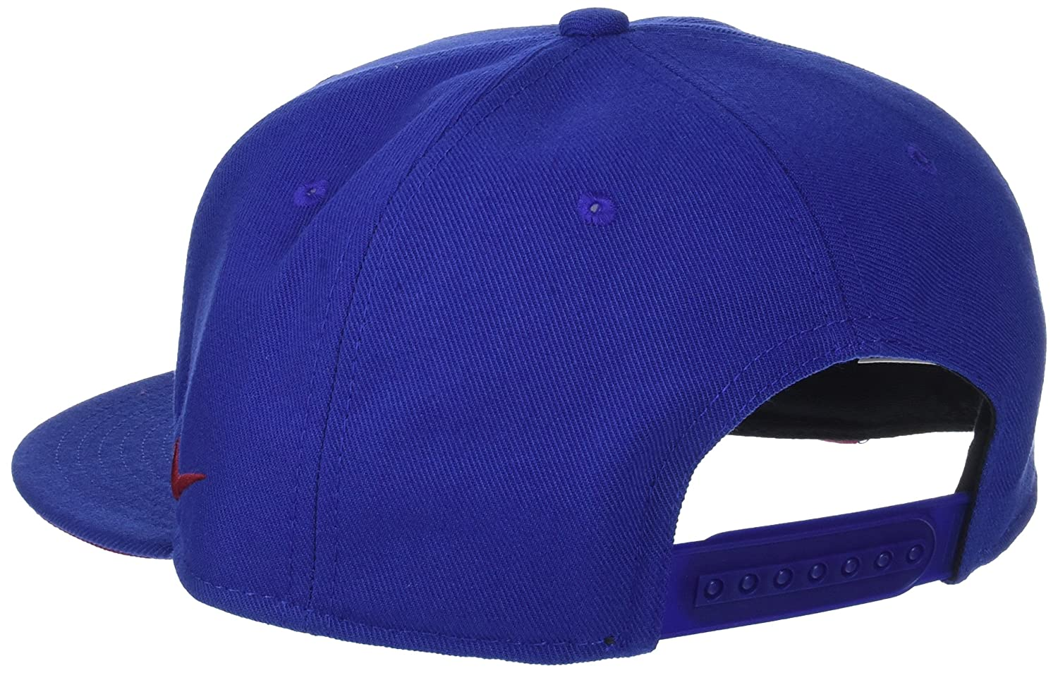 d35813edefc Amazon.com   Nike Mens FCB Barcelona Soccer True Core Snapback Hat Deep  Royal Blue Red 686241-455   Sports   Outdoors