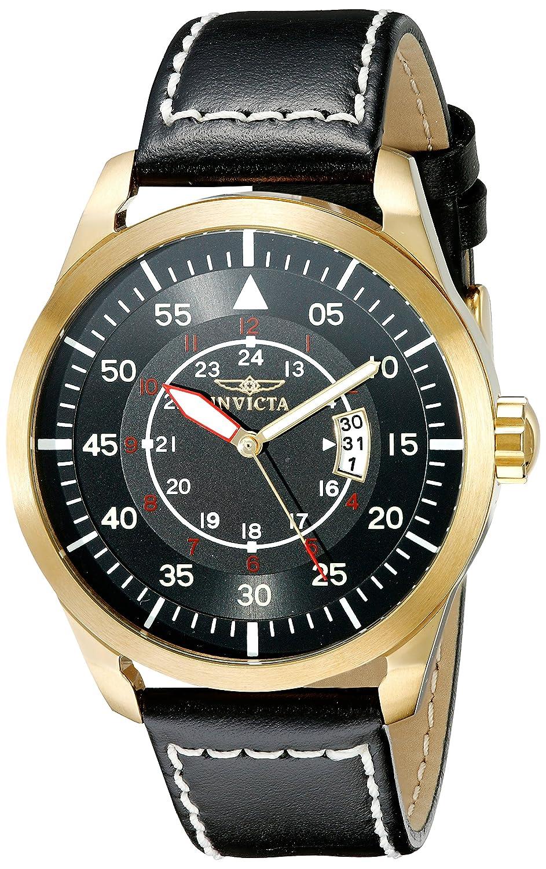 Amazon.com: Invicta Mens 19260 I-Force Analog Display Japanese Quartz Black Watch: Watches