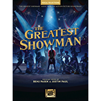 Image for The Greatest Showman - Vocal Selections: Vocal Line with Piano Accompaniment