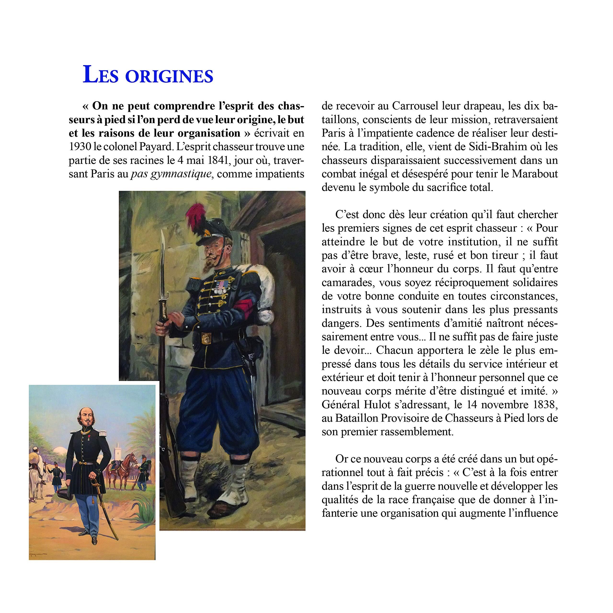 Bataillons De Chasseurs 9782364451148 Amazoncom Books