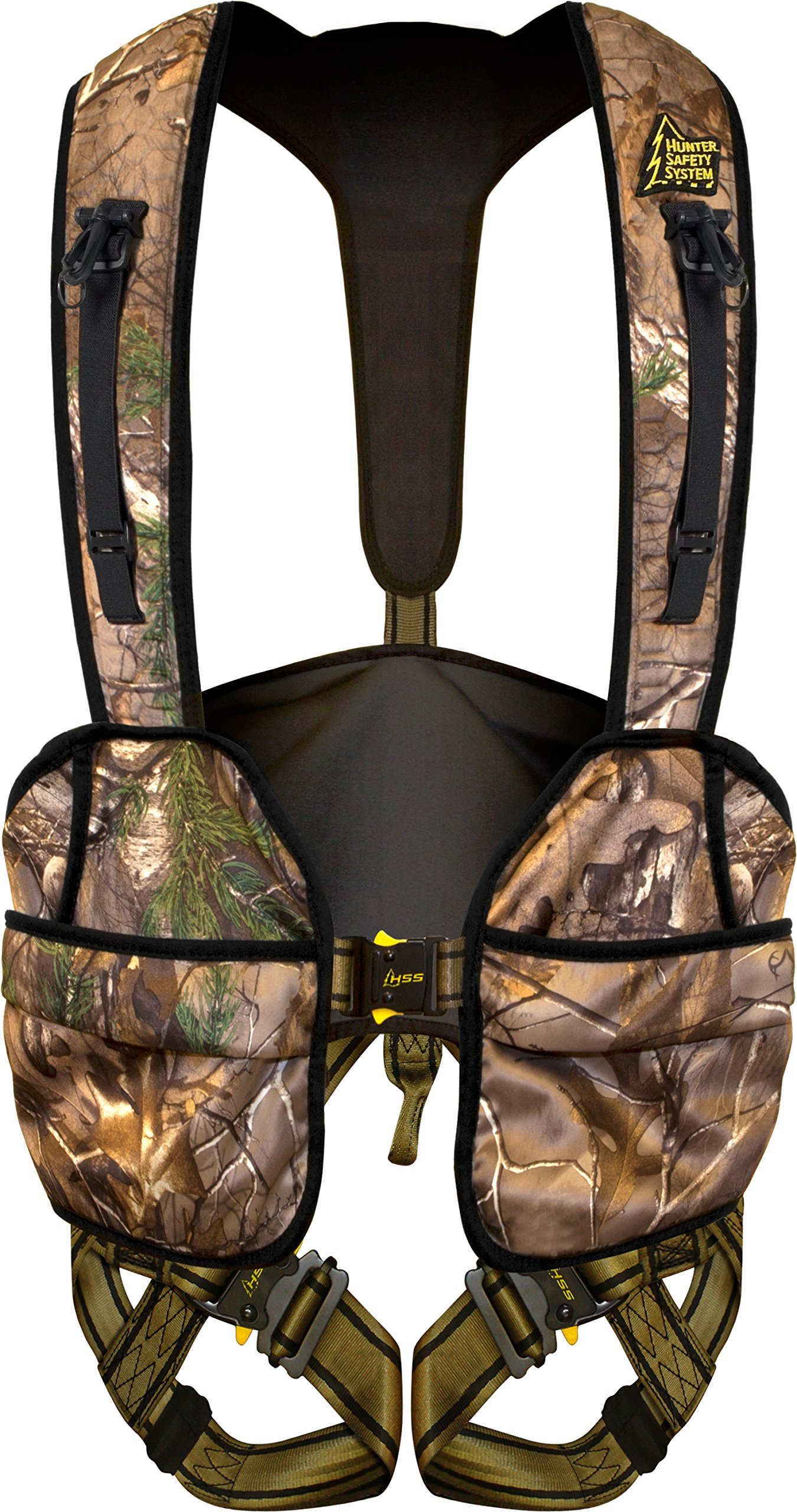 Hunter Safety System Hybrid Flex Harness, Realtree X-tra Camouflage, XX-Large/3X-Large/250-300 lb.