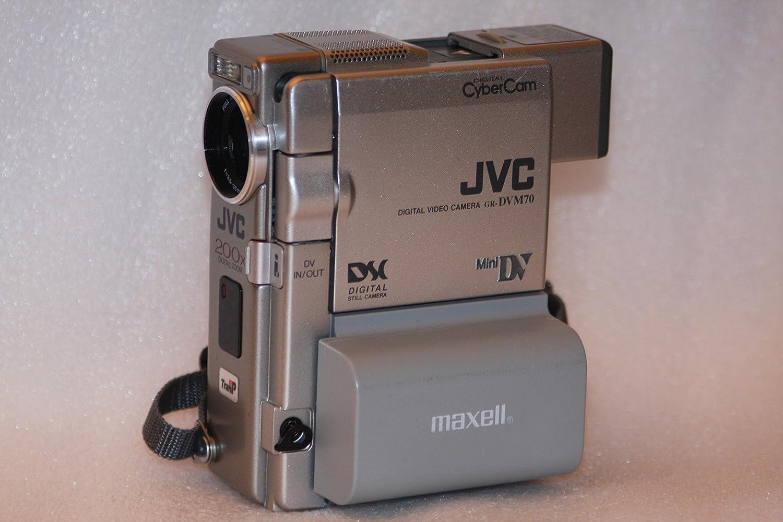 DRIVER: JVC GR-DVM70