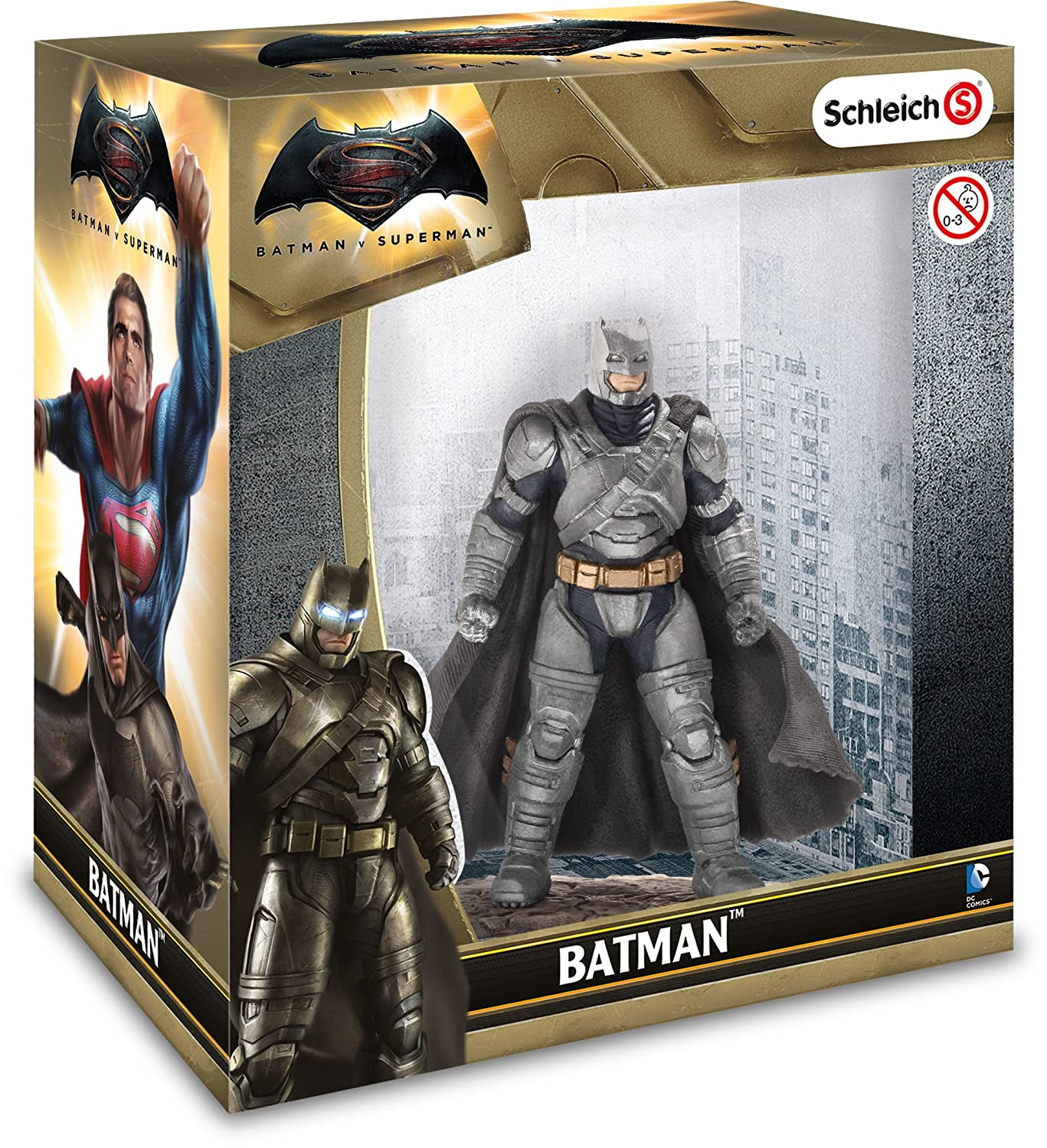 [amazon.de] Schleich Figure Batman, Wonder Woman i Superman za 2,99€