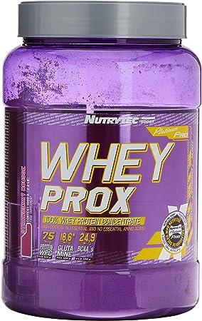 Nutrytec Whey Prox Platinum, Sabor a Fresa - 1000 gr: Amazon ...