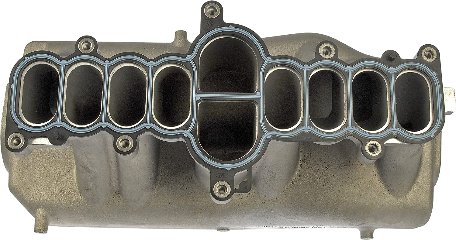 Dorman 615-285 Engine Intake Manifold for Select Ford / Lincoln Models, Silver