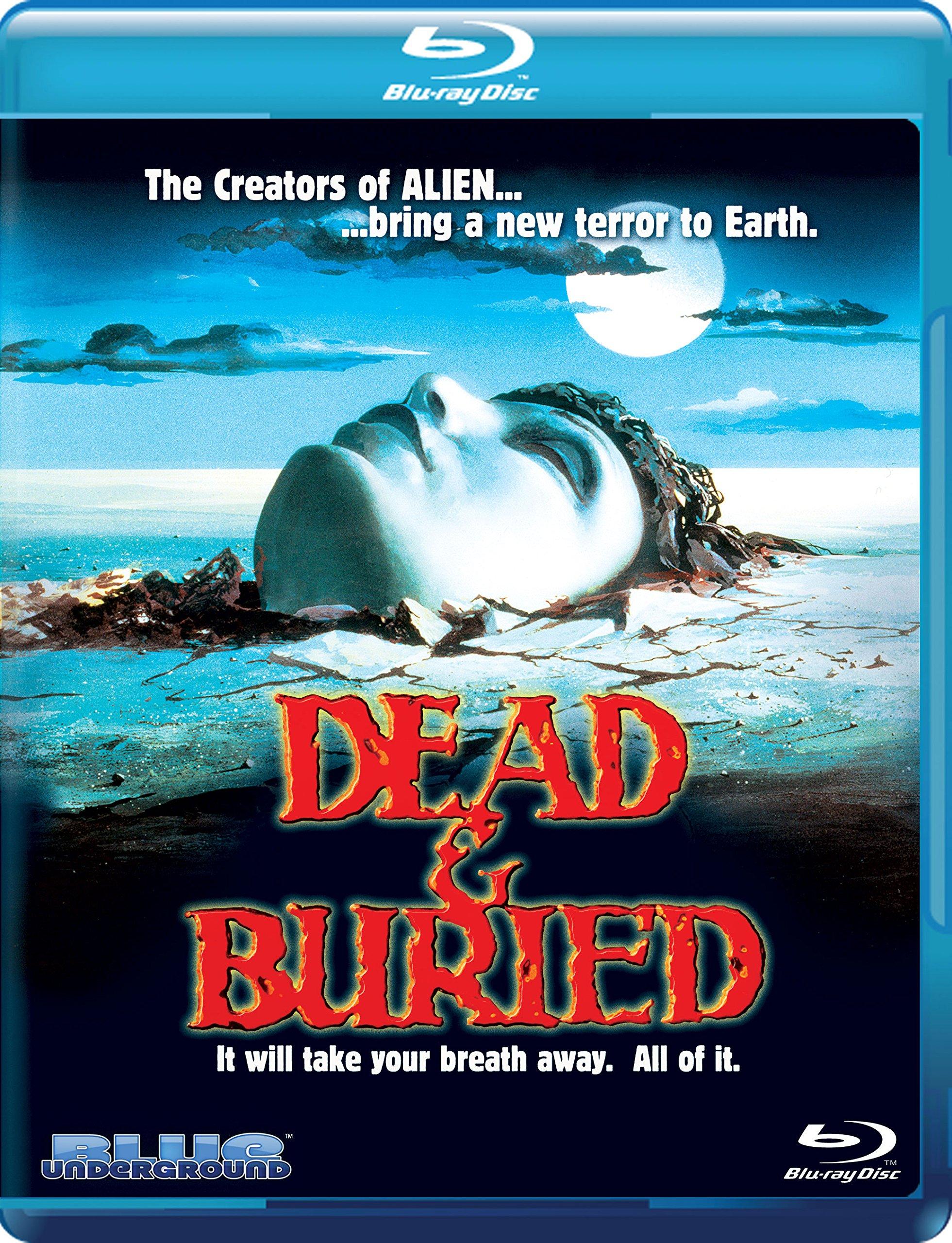 Dead & Buried [Blu-ray]