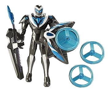 Max Steel - Rip Launch Toxzon, figura de acción (Mattel CCC72)