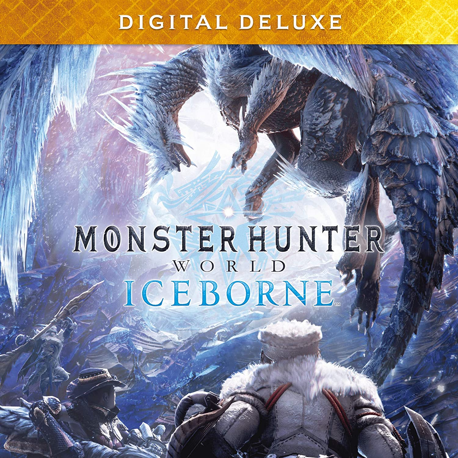 Amazon com: Monster Hunter: World - PS4 [Digital Code