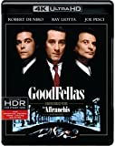 Goodfellas (Remastered Special Edition) [4K UHD + Blu-Ray + UV Digital Copy]
