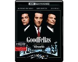 Goodfellas (Remastered Special Edition) [4K UHD + Blu-Ray + UV Digital Copy]