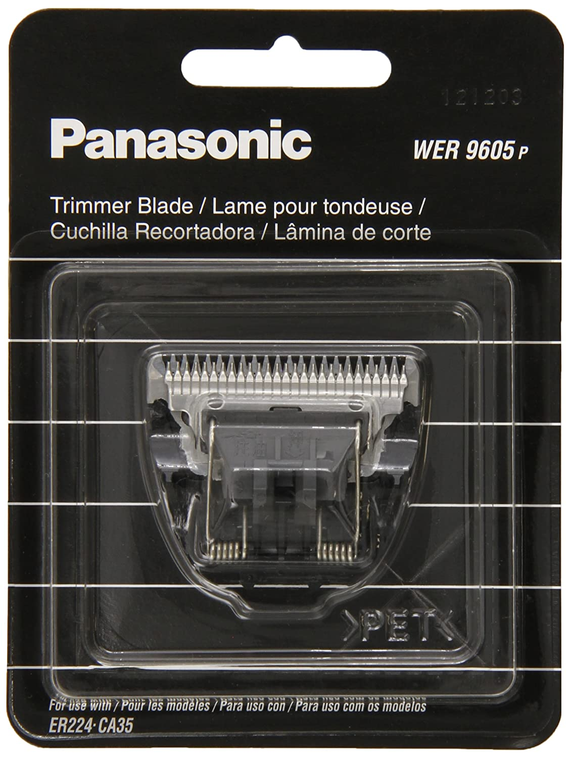 Panasonic Replacement Blade, WER9605P 1 ea